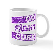 Pancreatic Cancer Go Fight Cure Mug