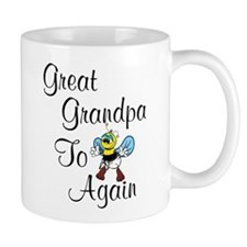 Great Grandpa To Bee Again Mug