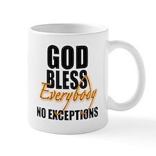 God Bless Everybody Mug
