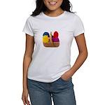 Yarn Basket - Colorful Yarn Women's T-Shirt
