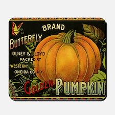 Vintage Fruit Crate Label Mousepad