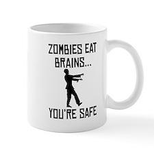 Zombies Eat Brains Mugs