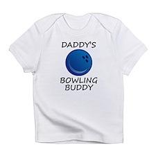 Daddys Bowling Buddy Infant T-Shirt