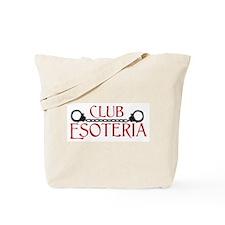 Club Esoteria Logo Tote Bag
