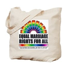 Marriage Equality Tote Bag