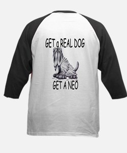 Real Dogs Come with Saddles Tee