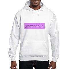 Yarnaholic Hoodie