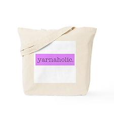 Yarnaholic Tote Bag