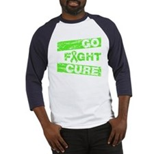 Non-Hodgkins Lymphoma Go Fight Cure Baseball Jerse