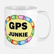 GPS Junkie Mug