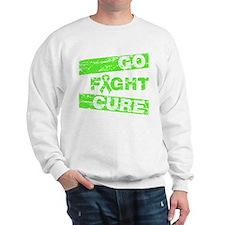 Lymphoma Go Fight Cure Sweatshirt