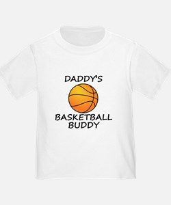 Daddys Basketball Buddy T-Shirt