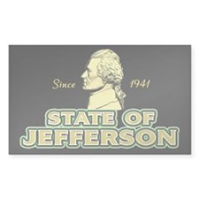 State of Jefferson - Since 1941 Decal