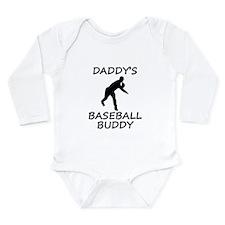Daddys Baseball Buddy Body Suit