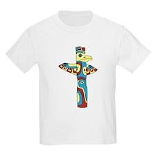 Alaskan Totem Pole T-Shirt