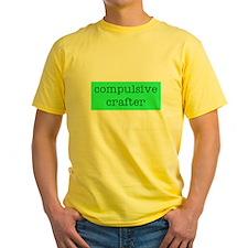 Compulsive Crafter T