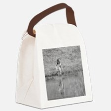 Ghost Girl #1 Canvas Lunch Bag