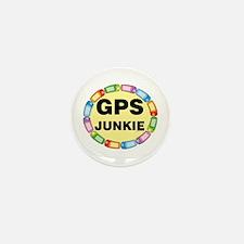 GPS Junkie Mini Button (100 pack)