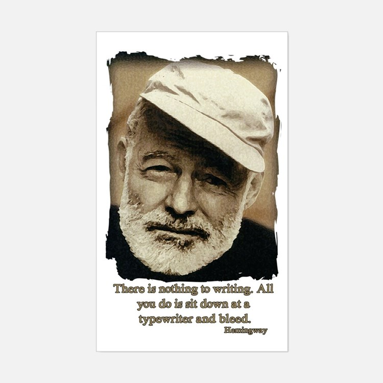 Hemingway3-Bleed Decal