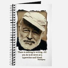 Hemingway3-Bleed Journal