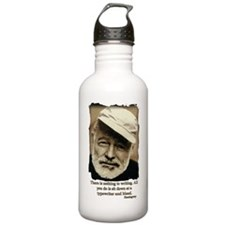 Hemingway3-Bleed Water Bottle