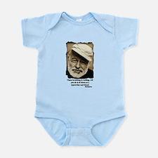 Hemingway3-Bleed Body Suit