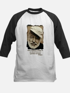 Hemingway3-Bleed Baseball Jersey