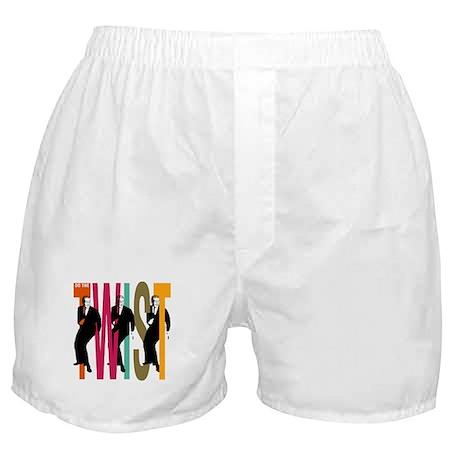 Do The Twist Boxer Shorts