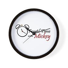Ttwm3 Wall Clock