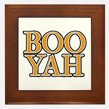 BOOYAH Framed Tile
