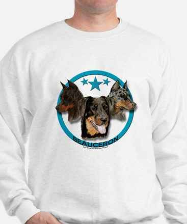 Beauceron - Three Heads are Better Than One Sweats