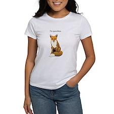 Speechless Fox T-Shirt