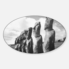 Easter Island Insanity Decal