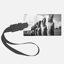 Easter Island Insanity Luggage Tag