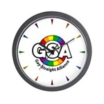 GSA ToonA Wall Clock