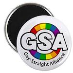 "GSA ToonA 2.25"" Magnet (100 pack)"
