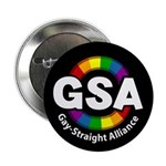 GSA ToonA Black Button
