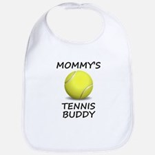 Mommys Tennis Buddy Bib