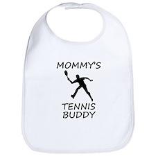 Mommys Tennis Buddy Bib