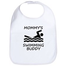 Mommys Swimming Buddy Bib