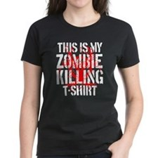 The Zombie Killing Tee T-Shirt