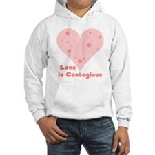Love is Contagious Hoodie