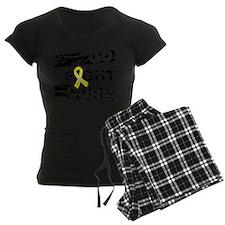 Ewings Sarcoma Go Fight Cure Pajamas
