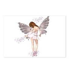 Pink Pixie Postcards (Package of 8)