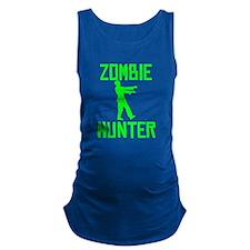 Zombie Hunter Maternity Tank Top