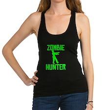 Zombie Hunter Racerback Tank Top