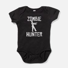 Zombie Hunter Baby Bodysuit