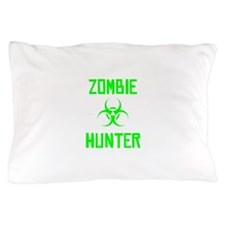 Zombie Hunter Biohazard Pillow Case