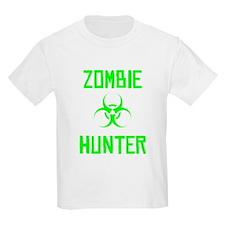 Zombie Hunter Biohazard T-Shirt