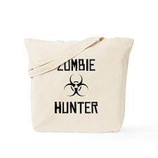 Zombie Hunter Biohazard Tote Bag